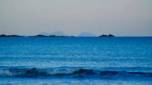 Paps of Jura from Balephuil