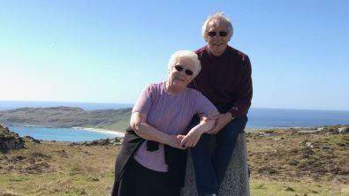 Guests at the Trig Point