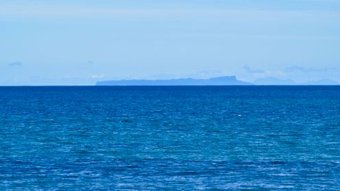 Eigg from Balephetrish