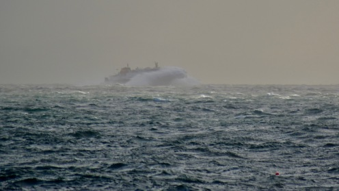 Out in the Passage of Tiree