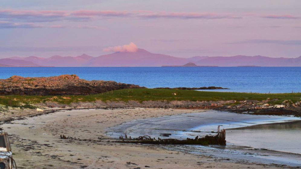 Ben More on the Isle of Mull