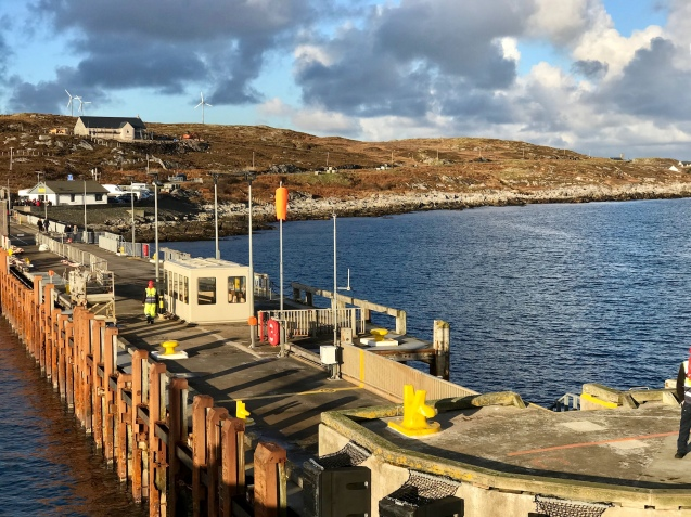 The Pier, Isle of Coll