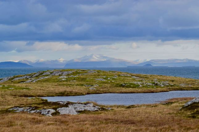 Ben More on Mull