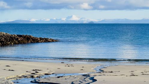 One of the beaches at Scarinish