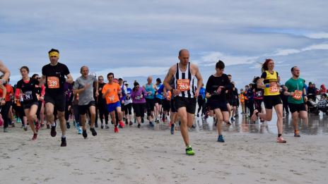 The Tiree 10K and Half-Marathon