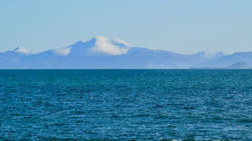 Ben More from Tiree