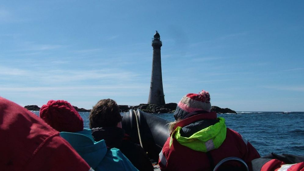 The Skerryvore Lighthouse