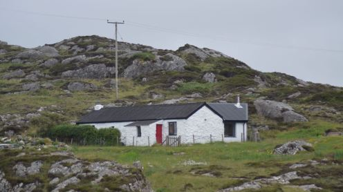 A home on Coll