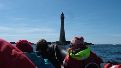Skerryvore Lighthouse - an exhilarating trip