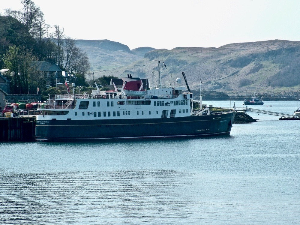 MV Hebridean Princess